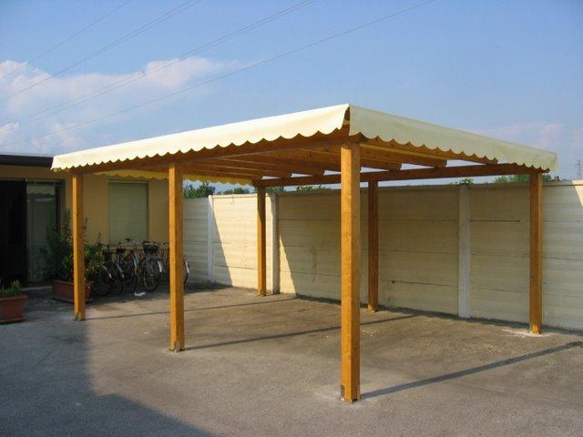 Coperture per strutture libere
