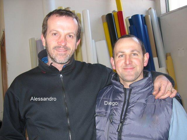 Alessandro e Diego TUTTOPERGOLE